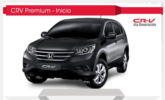 Nuevo Honda CRV  Premium