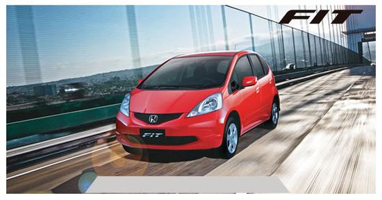 Honda Fit LX MEC 2012