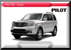 Nuevo Honda Pilot EXL