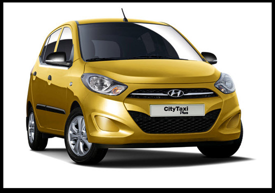 Hyundai City Plus 2012