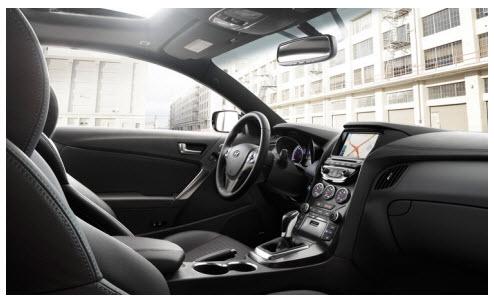 Hyundai Genesis Cuope Icónico 2012