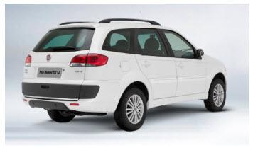 Nuevo Fiat Palio Weekend