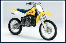 Nueva Suzuki RM-85L