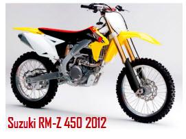 Nueva Suzuki RM-Z 450
