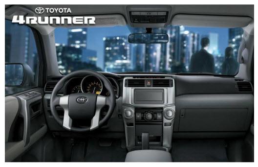 Toyota 4 Runner 2012