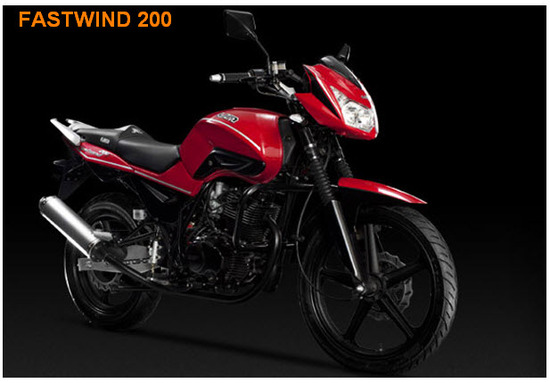 UM Fastwind 200