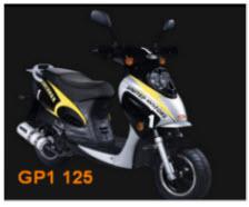 Nueva UM GP1 125