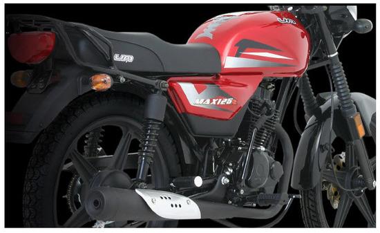 UM Max 125R