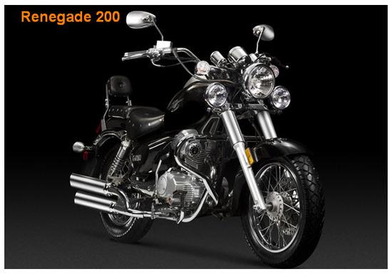 UM Renegade 200