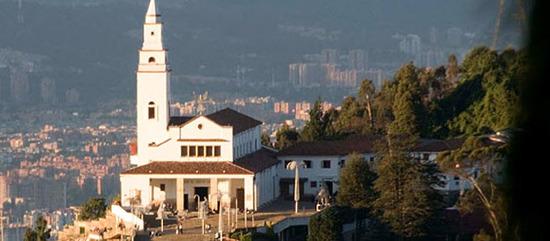 Sitios turisticos para visitar en semana santa en Bogotá