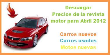 Ultima Revista Motor 2010 Precios Usados