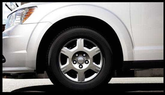 Dodge Journey SXT 201