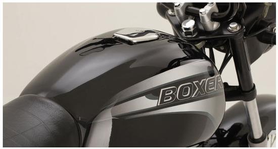 Nueva Bajaj Boxer 150