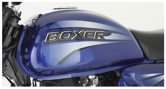 Nueva Bajaj Boxer Classic 100