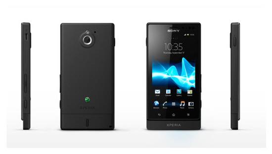 Sony Ericsson Xperia Sola