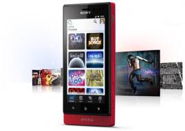 Nuevo Sony  Ericsson Xperia Sola