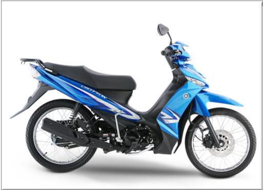 Yamaha Crypton T 115 2012
