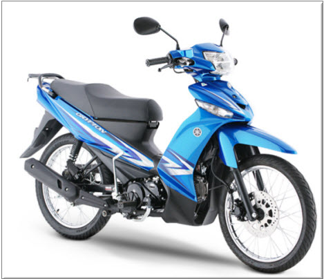 Yamaha Crypton T 115