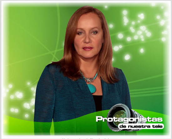 Alejandra Borrero, Jurado Protagonistas Nuestra Tele