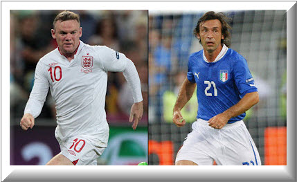 Semifinal eurocopa 2012 Alemania VS Italia