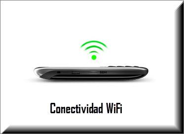 Blackberry Curve 9320, conexión WiFi