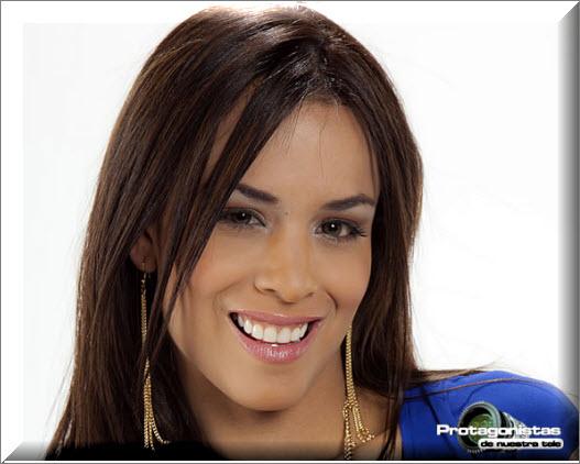 Diana Cano Participante Protagonista de Nuestra Tele 2012