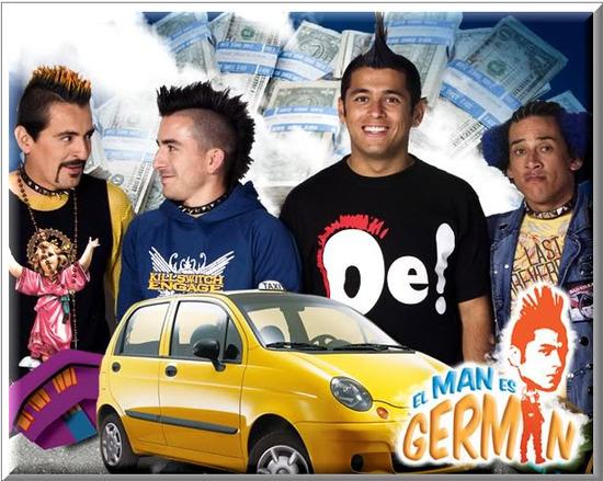 El Man es Germán RCN