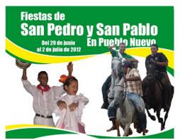 Fiestas de San Pedro y San Pablo 2012