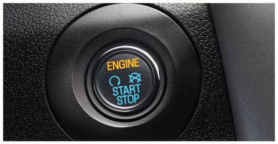 Ford Edge 2012, start