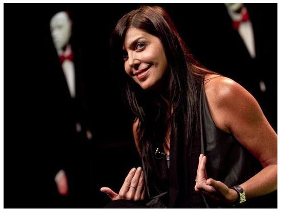 Isabella Santodomingo, Jurado Protagonistas de Nuestra tele 2012