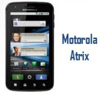 Nuevo Motorola Atrix