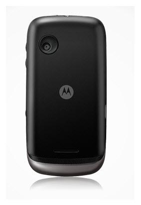 Motorola Spice Key XT316, camara