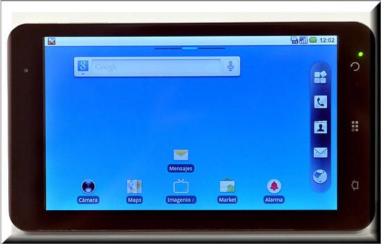 Nueva Tablet V9 ZTE