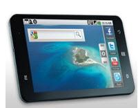 La Nueva Tablet V9 ZTE