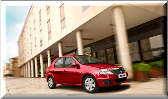 Nuevo Renault Logan, Vista lado derecho