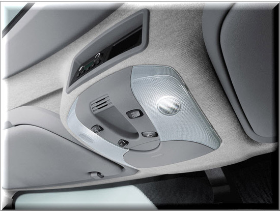 Nuevo Volkswagen Crafter Plataforma, calefacción