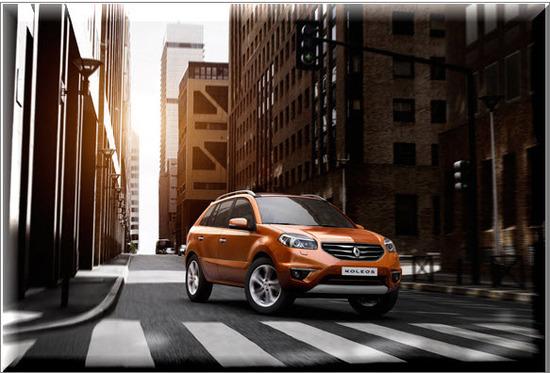 Renault Koleos 2012, desempeño