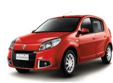 Nuevo Renault Sandero 2012