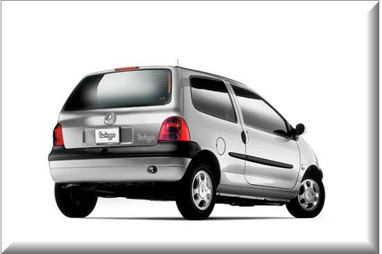 Renault Twingo Colombia