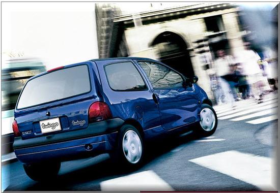 Renault Twingo Colombia 2012, potencia