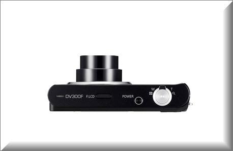 Samsung DV300F, xoom