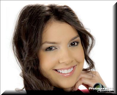 Valentina Ortiz Participante Protagonistas de Nuestra Tele 2012