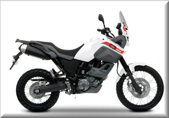 Yamaha Teneré  XT660Z 2012