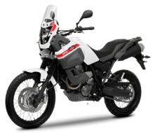 Nueva Yamaha Teneré XT660Z 2012
