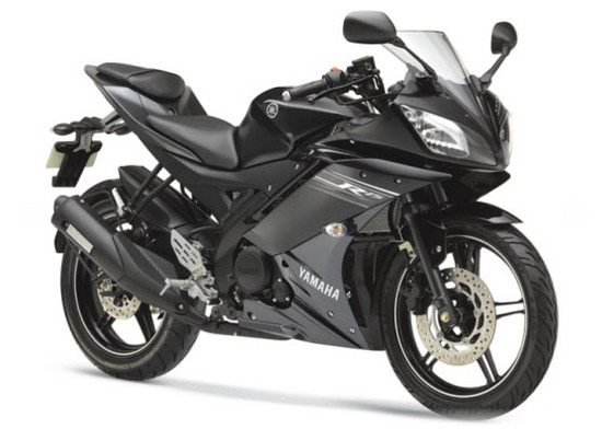 Yamaha YZF R15  2.0 modelo 2013