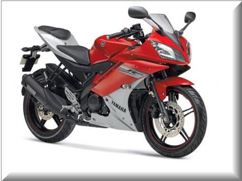 Yamaha YZF-R15 2.0