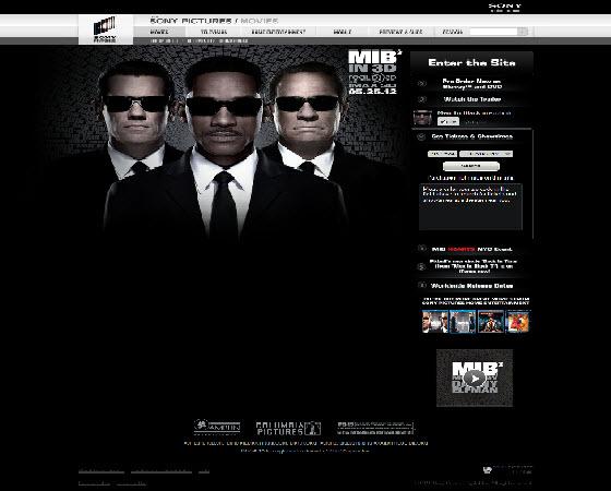 Pelicula hombres de negro 3