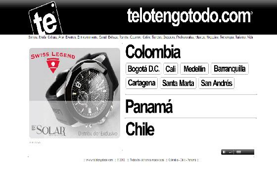 telotengotodo ofrece publicidad y marketing en su web oficial