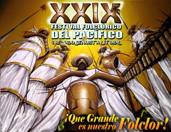 Festival Folclórico del Pacífico