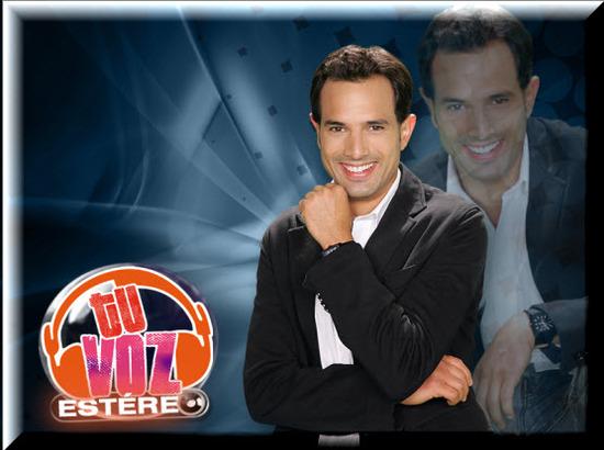 Alejandro Estrada , Tu Voz Estéreo. Productor